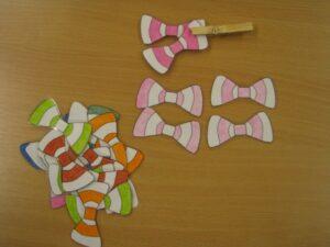 Párkereső 3. - Csokornyakkendő - fejlesztő eszköz